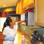 Tenancy Cleaning Kitchen